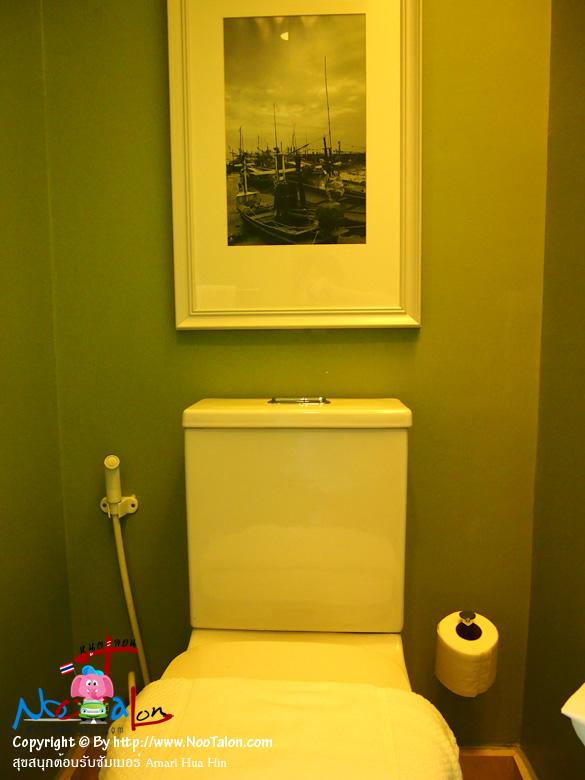 ห้องน้ำ (รีวิวรูปภาพ สุขสนุกต้อนรับซัมเมอร์ Amari Hua Hin - หนูตะลอน)