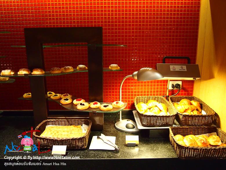 ขนมปังมีหลายแบบ (รีวิวรูปภาพ สุขสนุกต้อนรับซัมเมอร์ Amari Hua Hin - หนูตะลอน)