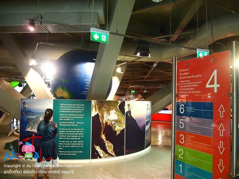 พาเด็กเที่ยว พิพิธภัณฑ์วิทยาศาสตร์ คลอง 5